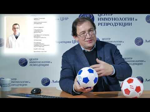 Уролог-андролог ЦИР Живулько Андрей Романович