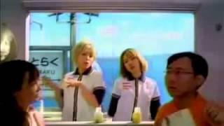 PUFFYパフィー|割と楽「割引色々」篇JR九州CM15秒♪大貫亜美吉村由美
