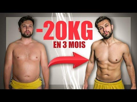 Comment perdre du poids en yaz