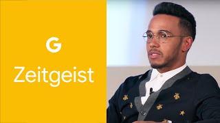Becoming an F1 World Champion at 23 | Lewis Hamilton | Google Zeitgeist