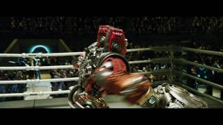 Real Steel Official Trailer