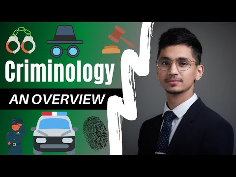 Want to study Criminology? WATCH THIS VIDEO!