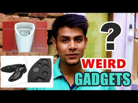 Aise Aise Gadgets Kaise Ho Sakte Hai ? | Weird Gadgets & Technology