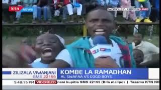Vijana wa Kibera wamenyana katika kiwanja cha Woodley | ZILIZALA VIWANJANI
