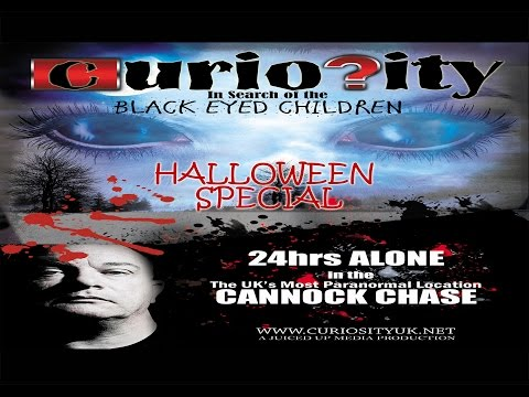 Search For The Black Eye Children - Halloween Special