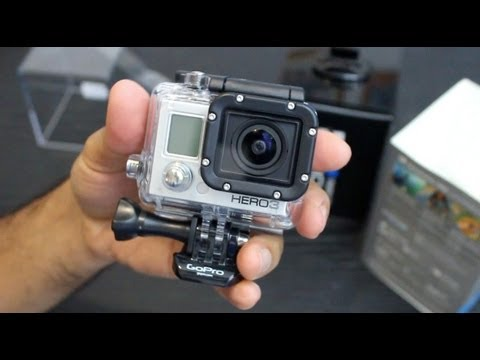 GoPro Hero 3 Silver Edition Unbox and Thoughts - Finally in Australia