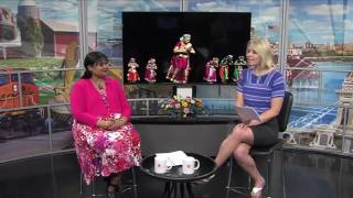 "Mythili Dance Academy Dancers With Heart Presents ""In The Shadow Of The Swan"" Interview wi"