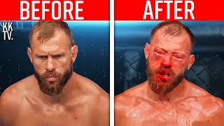 👹Before & After Fighting Tony Ferguson!
