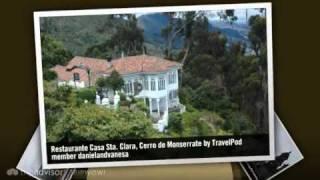 preview picture of video 'Cerro de Monserrate - Bogota, Colombia'