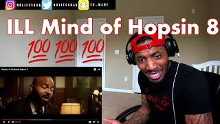 First Reaction! | Hopsin   ILL Mind Of Hopsin 8 | REACTION