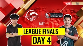 [THAI] PMWL EAST - League Finals Day 4   PUBG MOBILE World League Season Zero (2020)