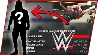 THE CREATION OF A WWE SUPERSTAR! - WWE 2K18 Walkthrough