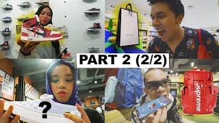 Video PART 2 2/2  Panik Bingung Beliin Apa!!! Gen Halilintar Saling Beliin Kado Satu Sama Lain MP3, 3GP, MP4, WEBM, AVI, FLV September 2019