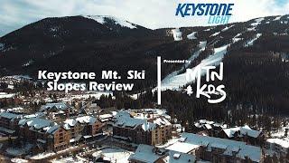 Keystone Ski Review (Beginner/Intermediate Slopes, A51 Terrain Park, Covid Restrictions)