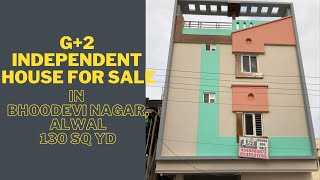 2 BHK House & Villa for Sale in Alwal, Secunderabad