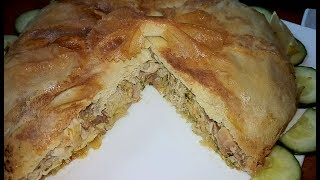 مطبخ أم أسيل: بسطيلة الدجاج المغربية بنكهة جزائرية 💖Bastila