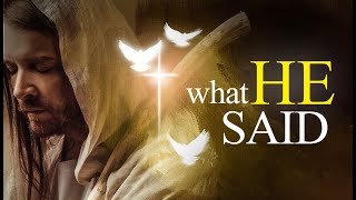 5 Incredible Things Jesus said about the Holy Spirit - Who is the Holy Spirit?