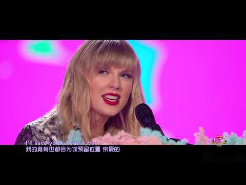 【纯享】Taylor swift 《Me!》+《Lover》+《You Need To Calm Down》[Tmall 11/11 Shopping Festival]