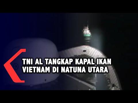 lagi tni al tangkap kapal vietnam di natuna utara