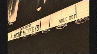 Despair In The Departure Lounge - Arctic Monkeys