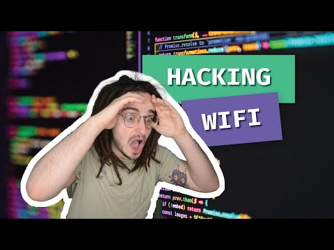 Hacking WiFi Passwords for fun and profit | WiFi Hacking ...