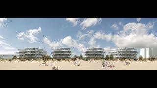 Frans kustdorp wordt omgebouwd tot nieuwe trekpleister à la Cadzand