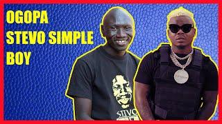 WARNING: STEVO SIMPLE BOY SHOCKS KENYA AND TANZANIA #hainistui #stevosimpleboy #harmonize