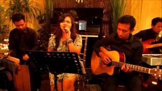 """Kasih"" - Ermy Kullit (A Voice Acoustic Cover) Band Akustik Jazz"