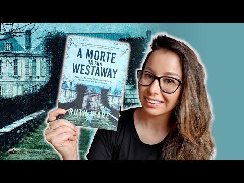 [Eu li] A morte da Sra. Westaway, Ruth Ware