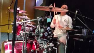 Sidney Mohede - Tiada SepertiMu ( Drum Cam By Raisa Kweman )