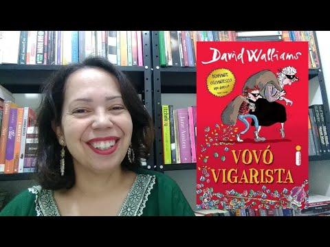 #Resenha Vovó Vigarista| David Walliams