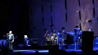 Joe Cocker's Band Members, Fire It Up concert in Bucharest, 4 August 2013