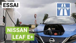 Paris-Marseille en Nissan LEAF : grosse GALÈRE !