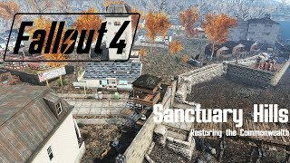 Minutemen Settlement Build - Sanctuary Hills