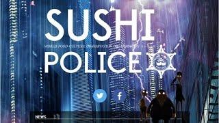 動画「SUSHIPOLICE」2015年度カンヌ国際映画祭ポスター賞を受賞!