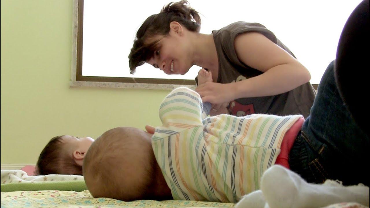 Yoga para mamás tras el parto