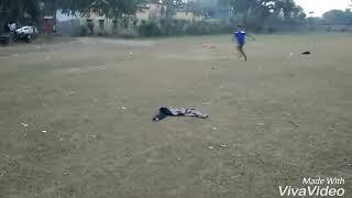 Scissor long jump tutorial