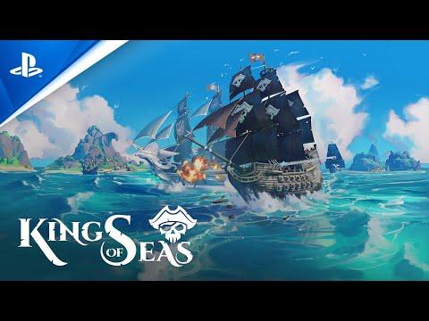 King of Seas Trailer