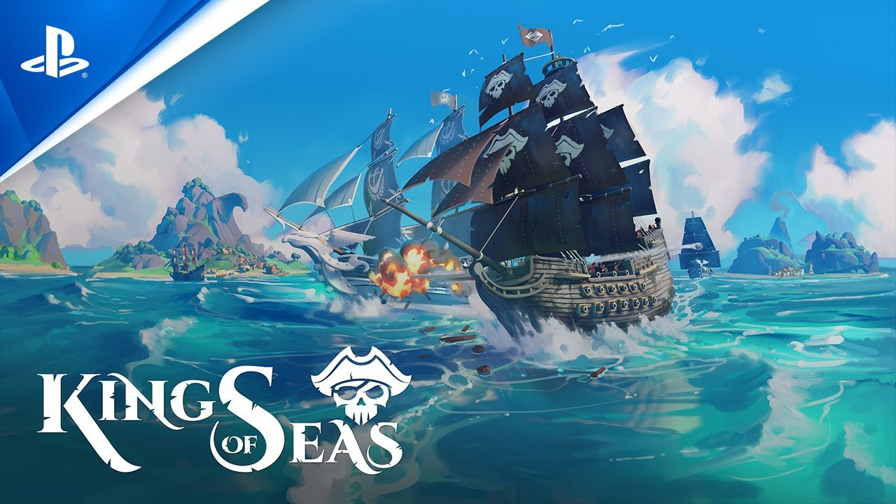 From king of the road to King of the Seas, out this holiday on PS4
