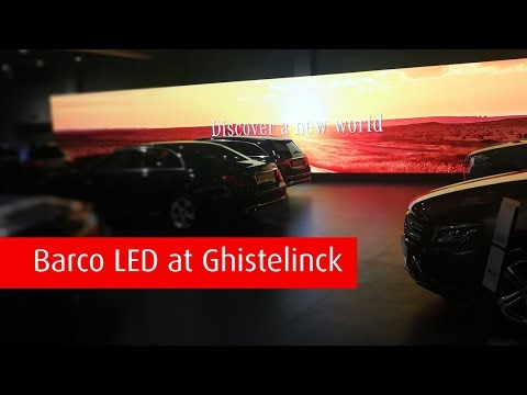 Ghistelinck drives customers wild with incredible detail