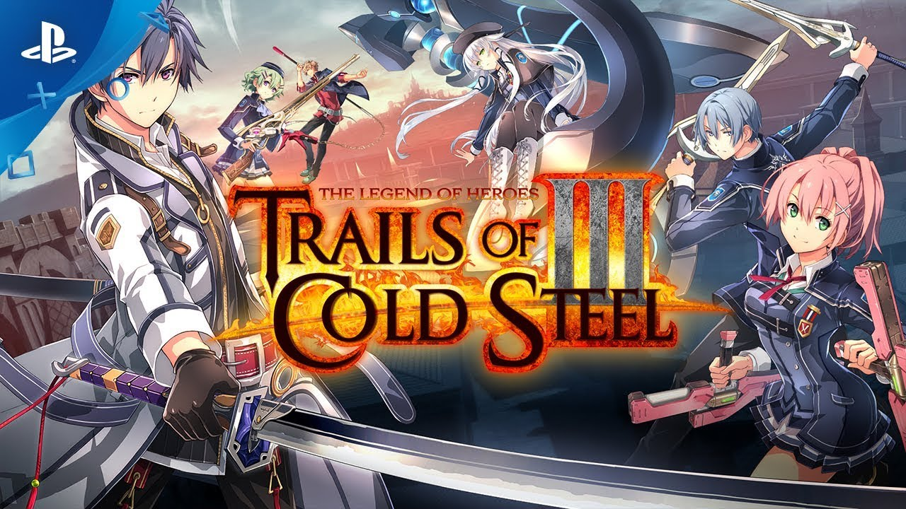 Alla scoperta di Trails of Cold Steel III, JRPG in uscita su PS4