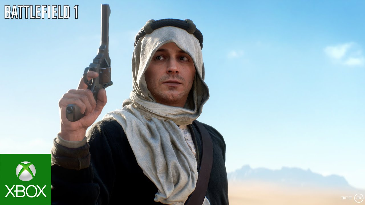 Watch Battlefield 1 Single Player Trailer