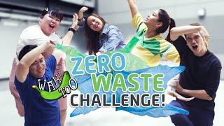 Zero Waste Challenge - Team PK vs Team Wasted!