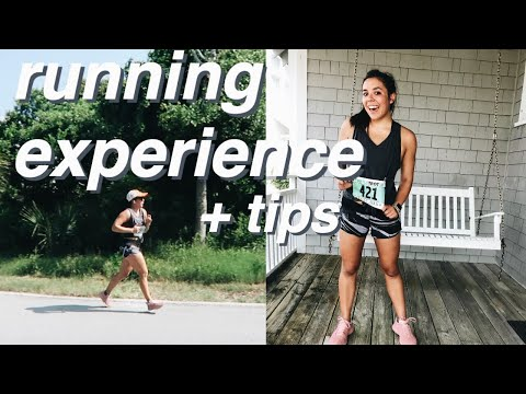 Running For Beginners! First 5k, Tips, and Essentials