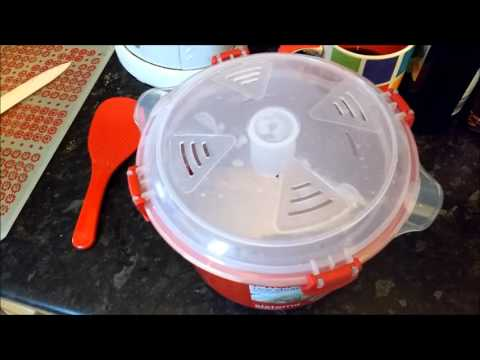 Sistema Microwave Rice Steamer Review