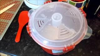 Sistema Microwave Rice Steamer Review
