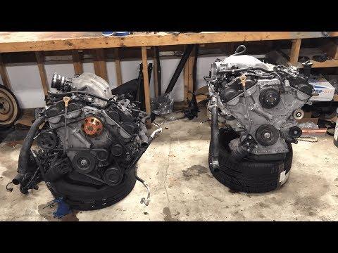 BK1 vs BK2 3.8L Engine Differences