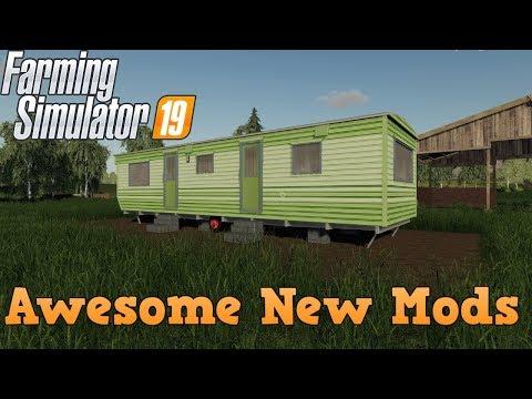 AUTOLOADER [MOD]   Farming Simulator 19 - смотреть онлайн на Hah Life