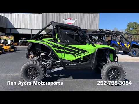 2019 Honda Talon 1000R in Greenville, North Carolina - Video 1
