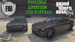 Updated FIB Buffalo POSSIBLE  location!!